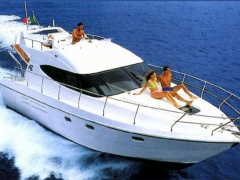 Azimut 36 Fly Flybridge Yacht