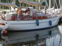Vindö 65 MS Ketsch Segelyacht