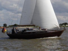 A.K.Balfour Honey Bee Sailing Yacht