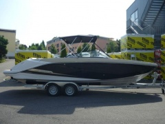 Scarab 255 HO - 400 PS Sportboot