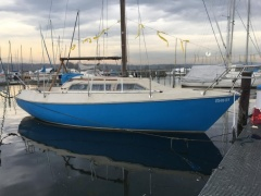 Yachting F Jouet 27 BV L MF CAB Sailing Yacht