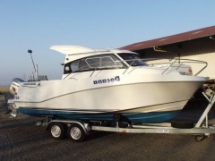 Brunswick Marine Quicksilver 640 Weekend Sportboot