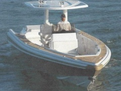 Novurania 38f Chase Tender Yacht a Motore