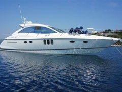 Absolute 47 HT Hardtop Yacht