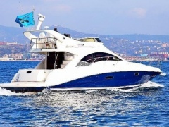 Sea Ray 505 Fly Flybridge Yacht