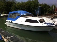 Cranchi Holiday EFB Pilothouse Boat