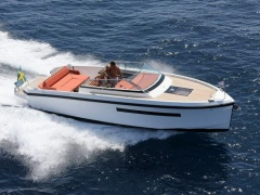 Delta Powerboats 33 Open Kabinenboot