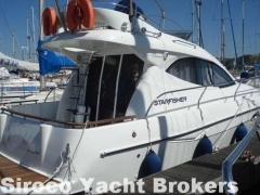 Starfisher 34 Flybridge iate