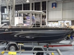 Viking 550 C T-Top Aluboot