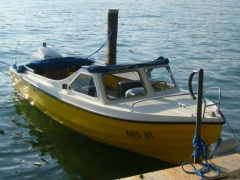 Nor-Dan 16 Fischerboot