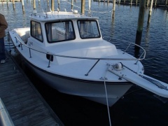 Steiger Craft 25 Pilothouse Fischerboot