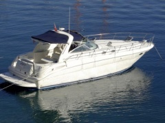 Sea Ray 380 DA Sundancer Motoryacht