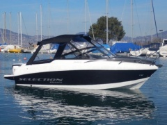 Selection Boats Cruiser 22 EX anniversaire Semicabinato