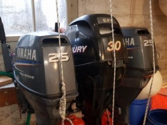 Mercury 30 Serie OR 354103 Outboard