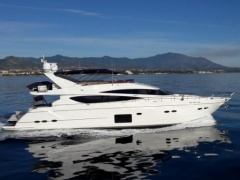 Princess 85 Motor Yacht Flybridge Yacht