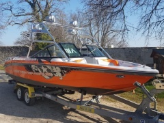 Correct Craft Super Air Nautique 210 TEAM - 2009 Wakeboard / Wasserski