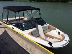 Sea Ray SPX 210 Bowrider