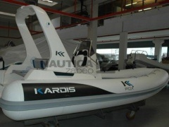 Kardis Fox 570 (Nuovo Package) Gommone a scafo rigido