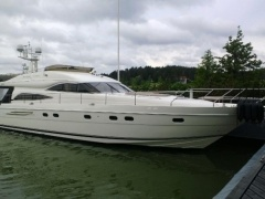 Princess 65 Flybridge Yacht