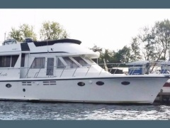 Edership 57 Symbol Flybridge Yacht