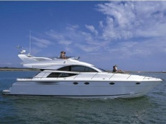 Fairline Phantom 50 Motoryacht