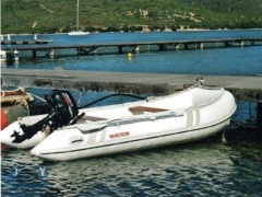 Suzumar Ds-360al Floor Gommone