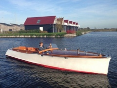 Waser Runabout Runabout