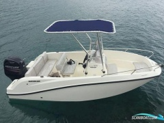 Quicksilver 505 Activ Open Speedboot
