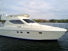 Ferretti 430 Fly ähnl Princess, Fairline, Sea Ray Yacht a Motore