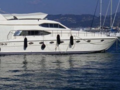 Dalla Pieta 56 Flybridge Yacht