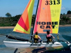 Hobie Cat 15 Club Catamaran