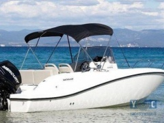 Quicksilver 555 Open Deck Boat