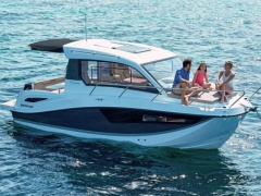 Quicksilver 755 WEEKEND IB Pilothouse Boat