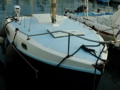 Piviere 6,14 bulbo Keelboat