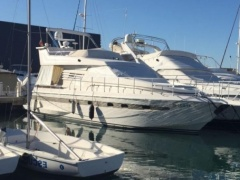 Astondoa 45 GL Flybridge Yacht