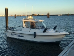 Quicksilver 635 Pilothouse Semicabinato