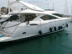 Sunseeker 82 Lady Spring Yacht a Motore