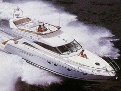Princess 56 Fly Flybridge Yacht