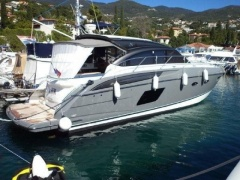 Princess V48 Deck Salon Yacht a Motore
