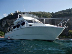 Raffaelli Big Game Motoryacht