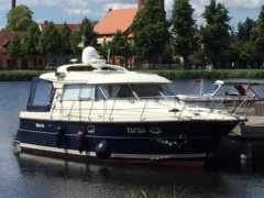 Nimbus 380 Coupe 2x Volvo 230 PS Diesel Cruiser Yacht