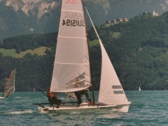 Performance Sailcraft Laser 5000 Jolle