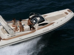 MAR.CO 29 E-MOTION INFUSION <IN ARRIVO> Gommone