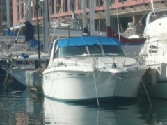 Sea Ray 370 Barca Pontone
