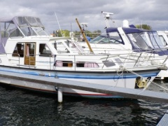 Aquanaut 1000 BEAUTY/LP.BERLIN Motoryacht