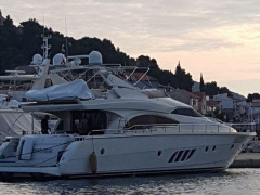Dominator 680 S - BJ. 2008 Flybridge