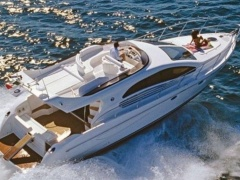 Enterprise Marine 43- Neu / New !! Flybridge Yacht