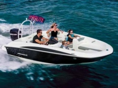 Bayliner Element- Neues/new Model Sportboot