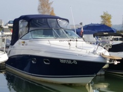 Four Winns 248 Vista Navy Classic Band Daycruiser