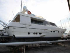 Canados 58 Fly Flybridge Yacht